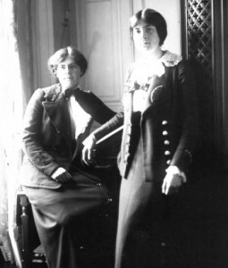 Composers Nadia and Lili Boulanger c. 1913