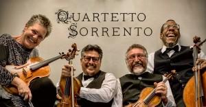 Quartetto Sorrento 2019