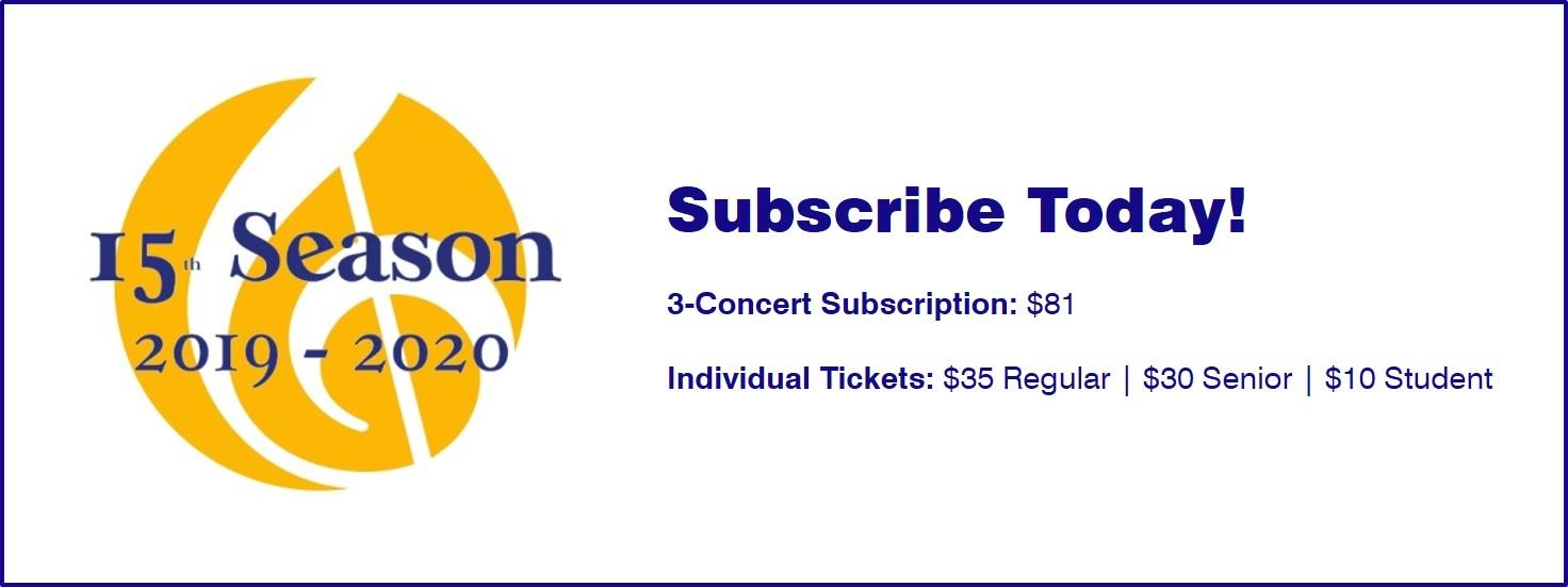 3-concert Subscription