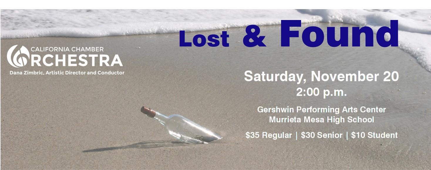 Lost-Found Slide
